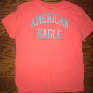 American Eagle athletic graphic T-shirt M/L